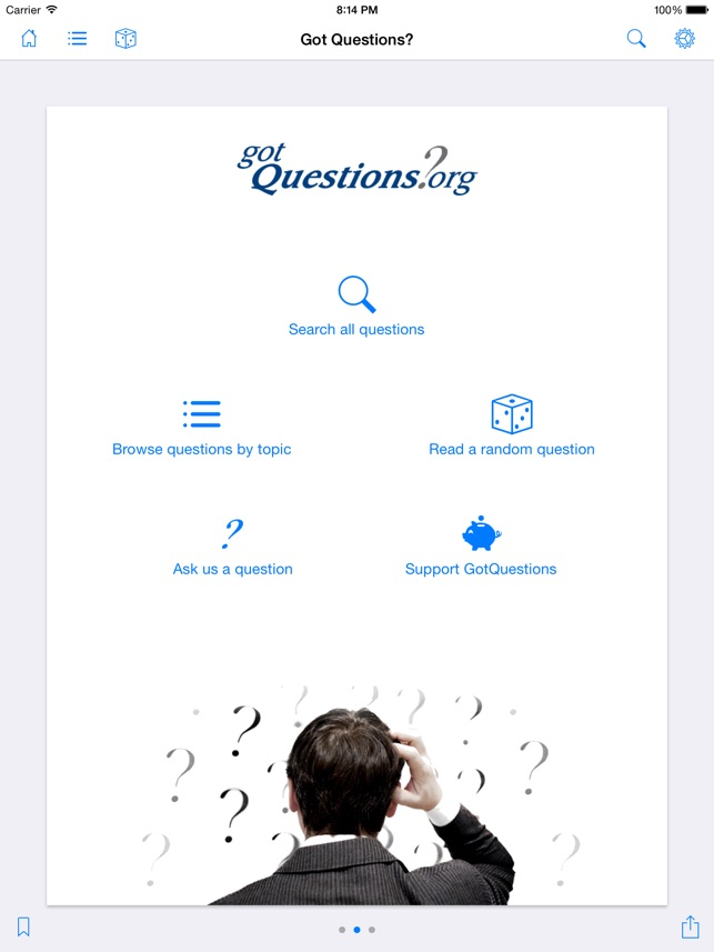 Got Questions? on the App Store