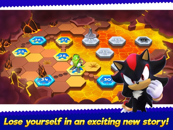 Sonic Runners Adventure screenshot #4