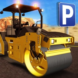 Construction City Parking Game