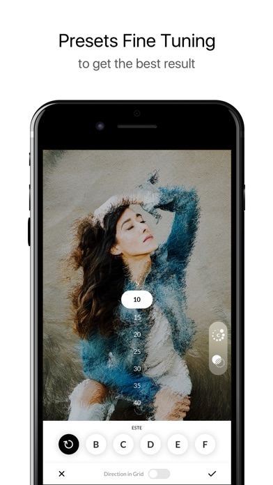Trigraphy - photo art filters Screenshot