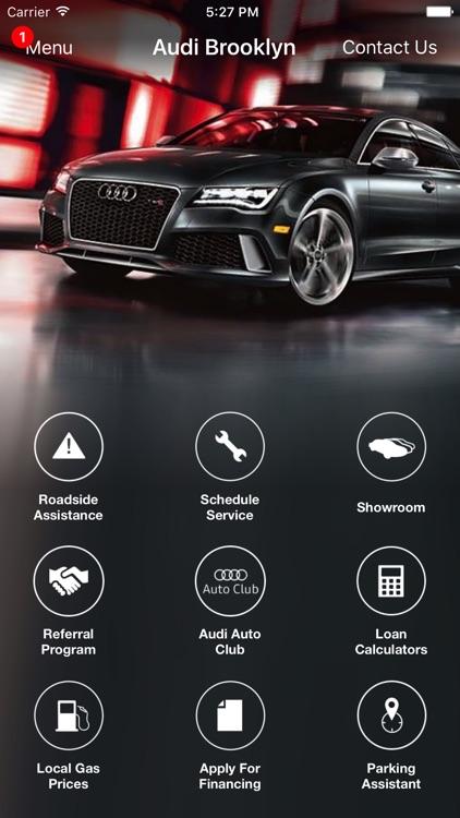 Audi Brooklyn DealerApp By DealerApp Vantage - Audi brooklyn