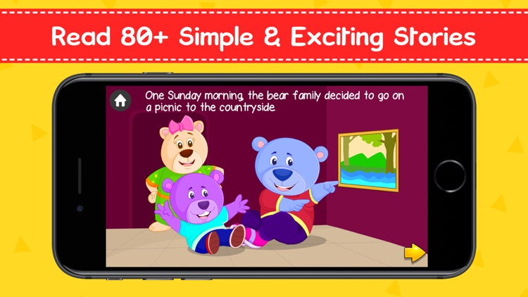ABC Songs, Games & Phonics screenshot-4