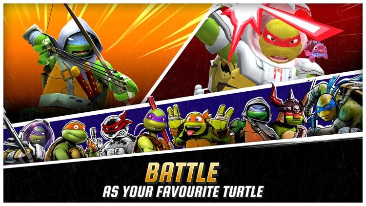 Ninja Turtles: Legends screenshot-4