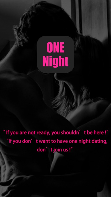 One Night Dating Apps