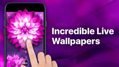 Live Wallpapers App screenshot one