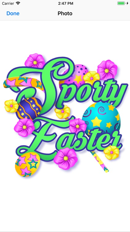 Easter Hockey Stickers screenshot-3