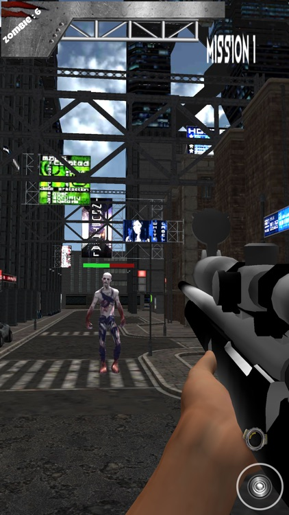City Sniper Zombie Shooter