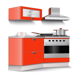 3D Kitchen Design for IKEA