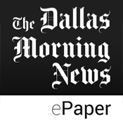 The Dallas Morning News Epaper app review