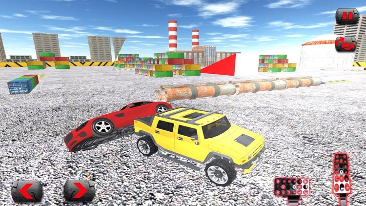 Car Crash Engine: Speed Bumps