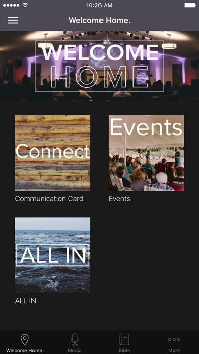 LifePoint - Pioneer Valley App screenshot 1