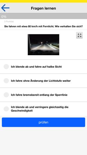 Führerschein Test Im App Store