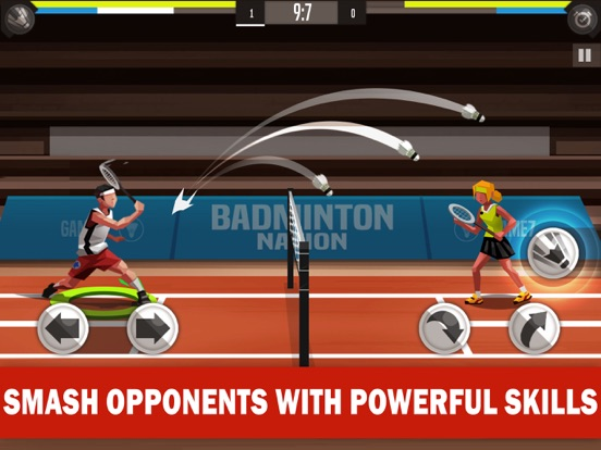 Badminton League для iPad