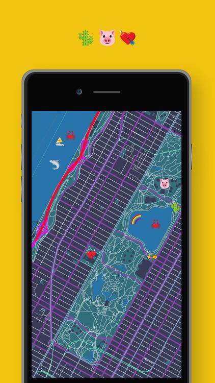 emojiGo - Rate your Location screenshot-4