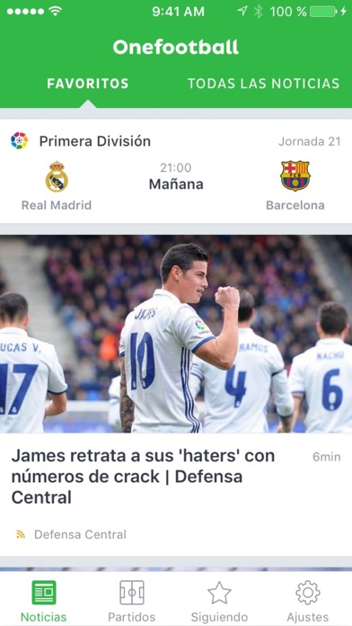 download Onefootball apps 2