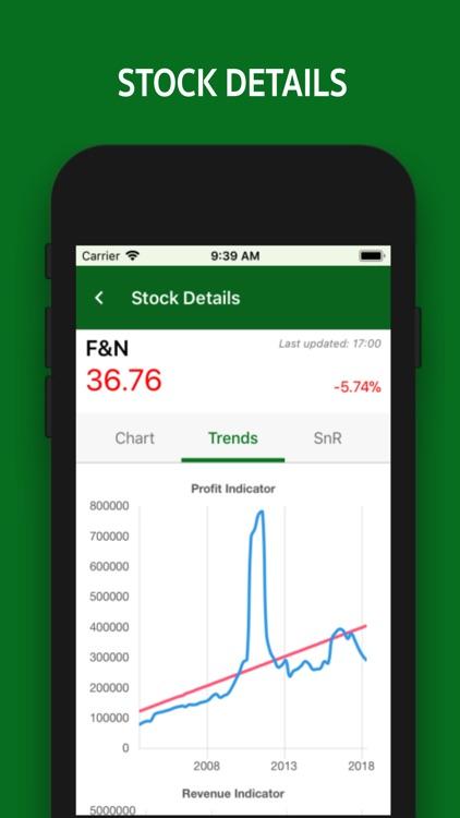 iSaham Stock Screener screenshot-5