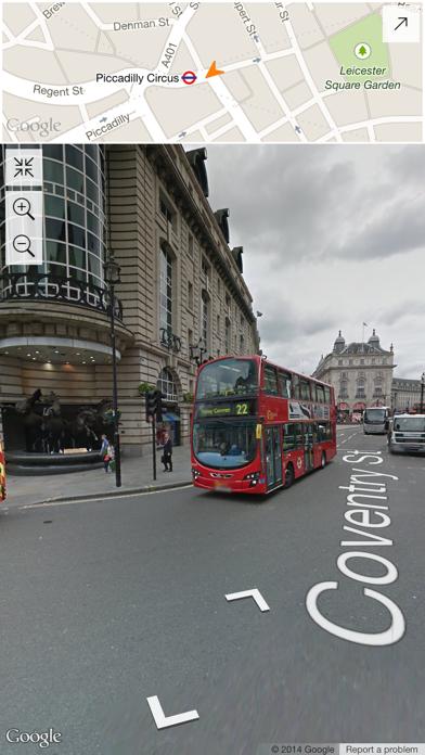 iStreets - Google Str...