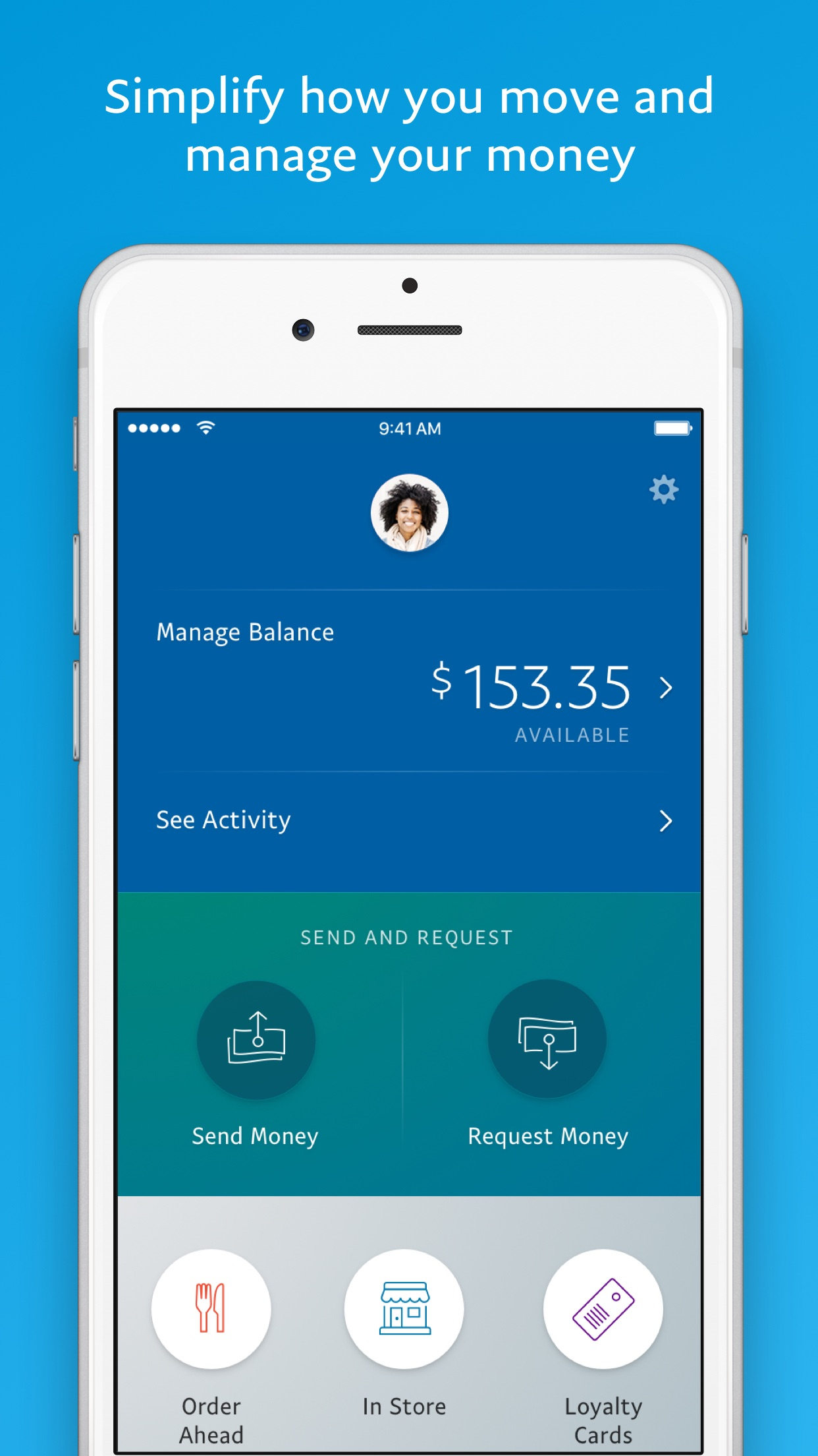 PayPal: Mobile Cash Screenshot