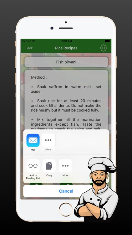 Tasty Recipes in English screenshot-9