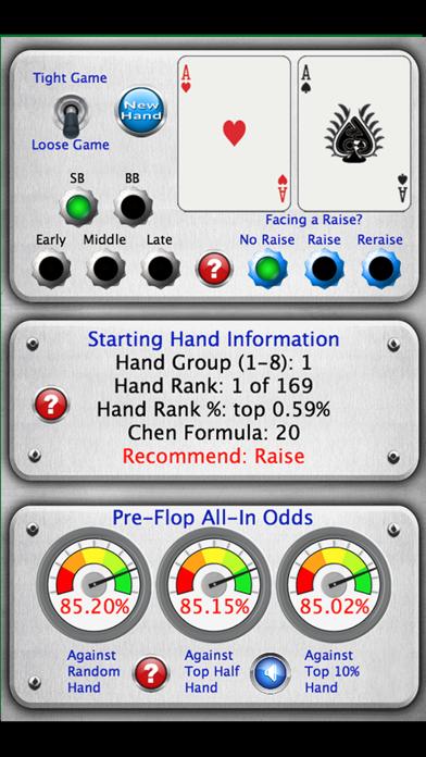 Starting Hand Dashboardのおすすめ画像3