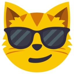 Cat Themed Emoji: by EmojiOne