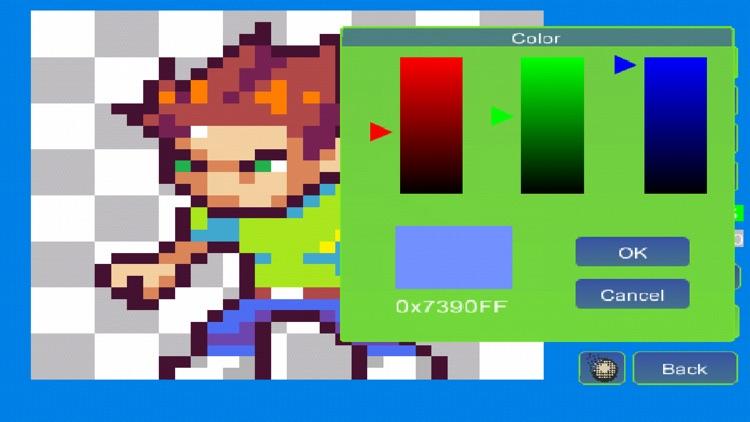 Pixel Animator: GIF Maker screenshot-3