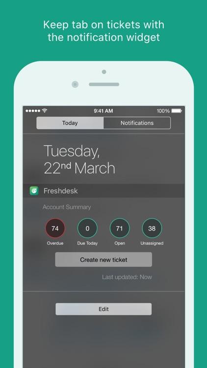 Freshdesk Legacy screenshot-4