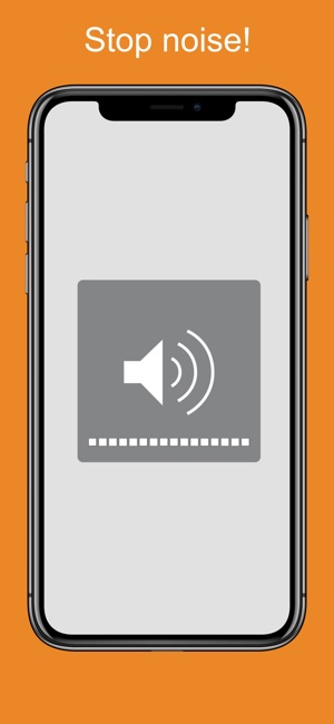 Volume Limit Control on the App Store