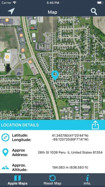 Find My Location details screenshot-8