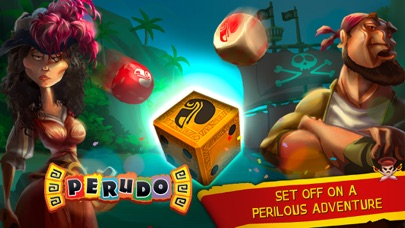 Perudo: The Pirate Board Game screenshot 1