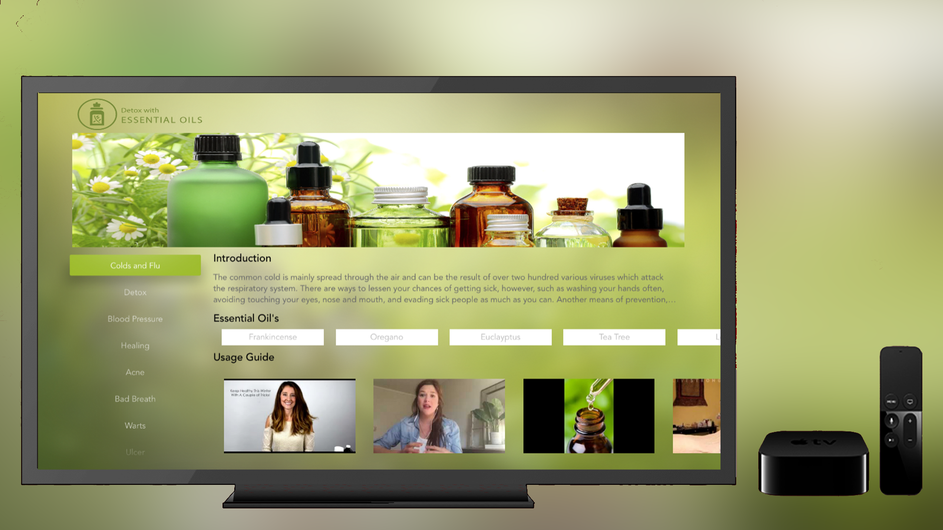 Detox with Essential oils screenshot 3
