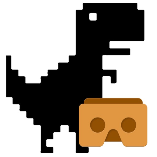 T-Rex Chrome VR Jump