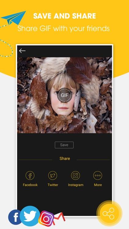 GIF Maker:Photo & Video to GIF screenshot-3