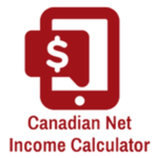 Canadian Net Income Calculator iOS App