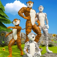 Codes for Virtual Jungle Tiger Family Hack
