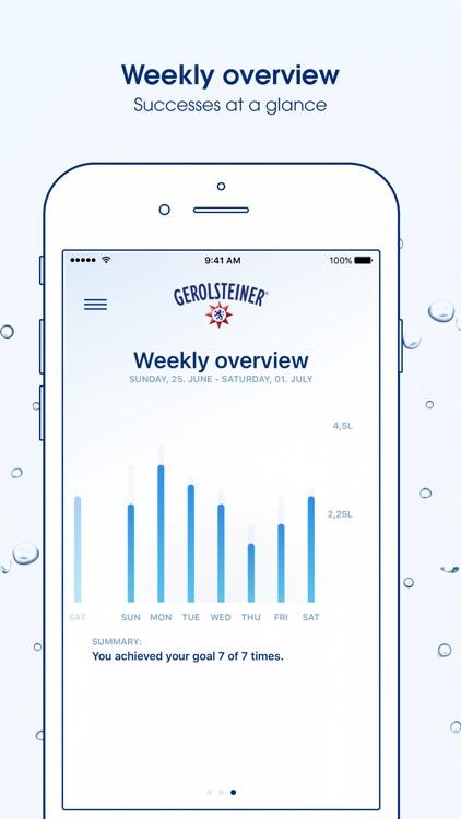 Gerolsteiner DrinkCheck screenshot-3