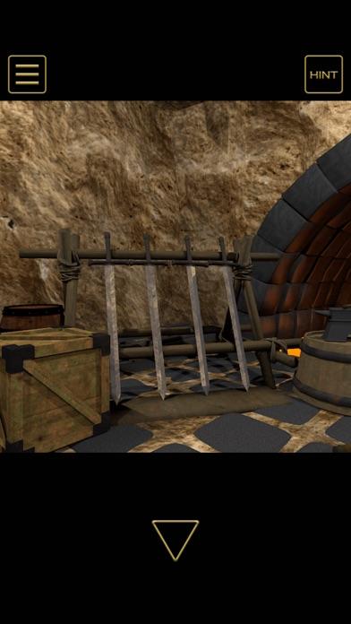 脱出ゲーム - 地賊団アジトからの脱出のスクリーンショット3
