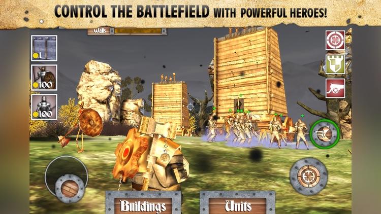 Heroes and Castles screenshot-3