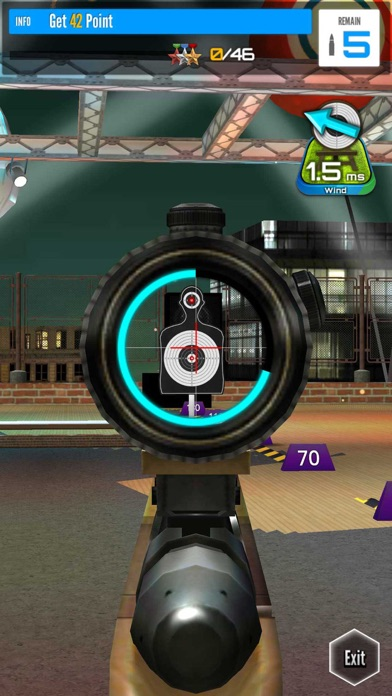 Screenshot of Tiro re3