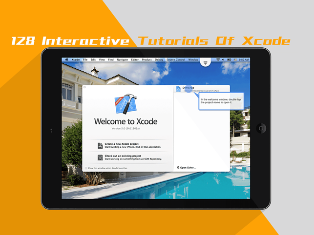 ‎Interactive courses for Xcode5 Screenshot