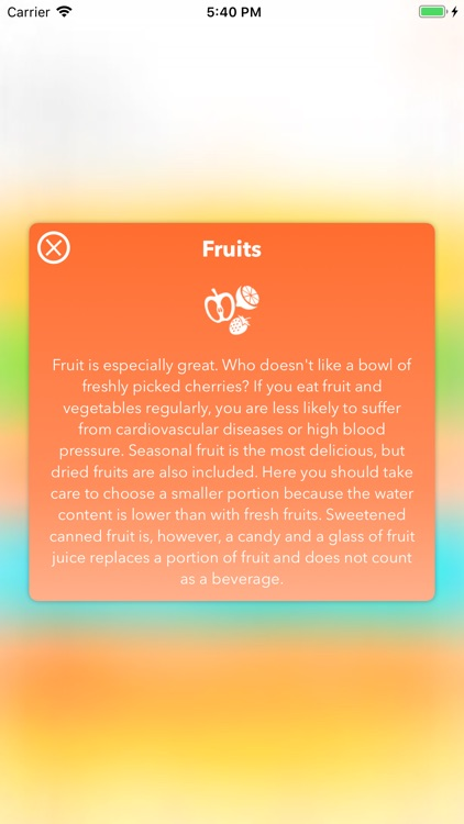 Eat Good! Food Tracker screenshot-4