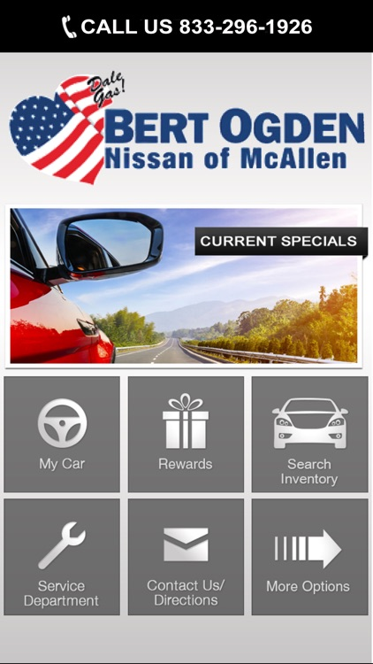 Bert Ogden Nissan >> Bert Ogden Difference By Dealership For Life Mobile Apps
