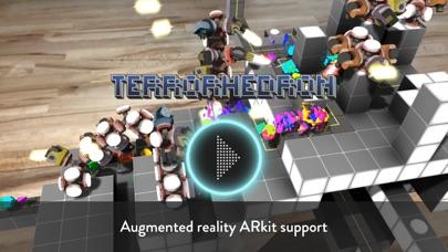 Terrorhedron screenshot 1