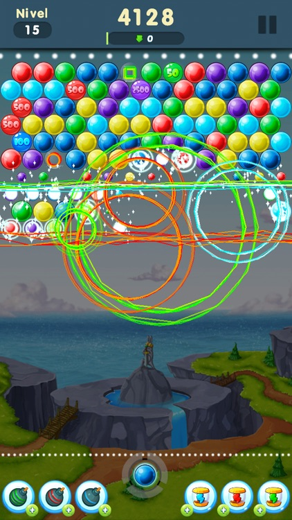 Bubble Shooter 2.0 screenshot-1