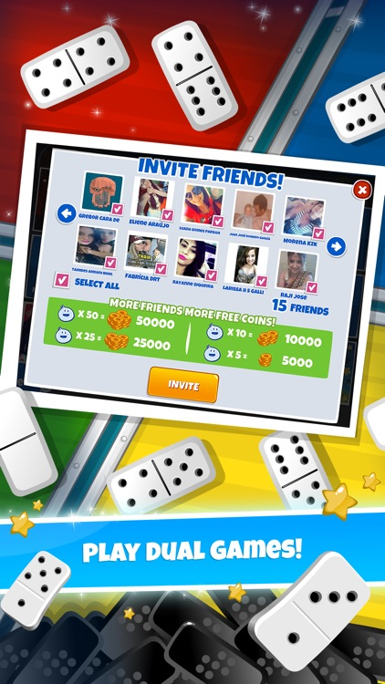 Dominoes Online Board Game screenshot-3