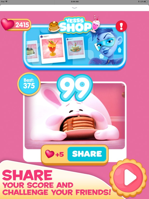 Pancake Milkshake screenshot 9