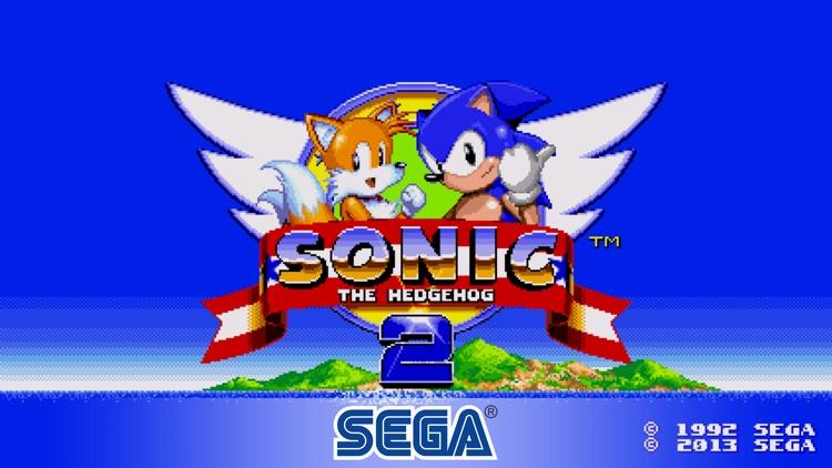 Sonic The Hedgehog 2 Classic screenshot-0