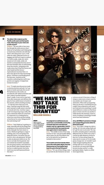 Total Guitar screenshot-3