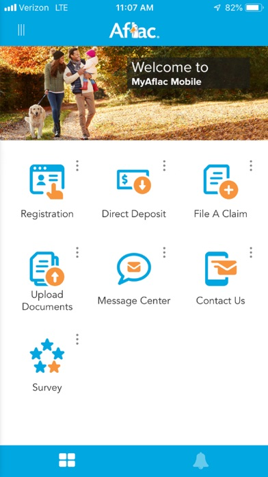 Myaflac By Aflac Inc Ios United States Searchman App Data