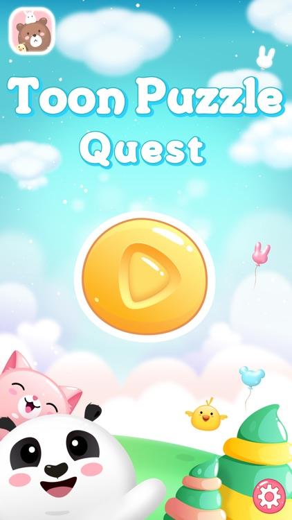Toon Puzzle Quest screenshot-5